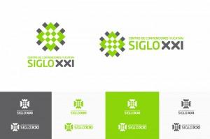 Variantes de Color del Diseño de Logotipo