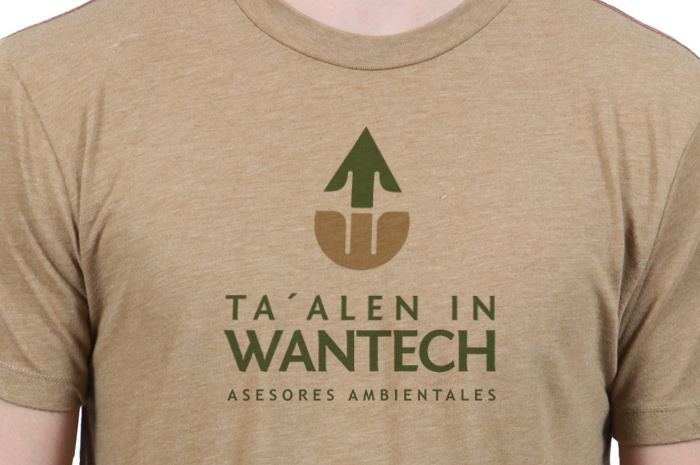 Taalen in Wantech Logotipo Diseño