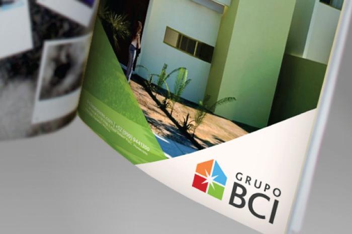 Rediseño de logotipo BCI
