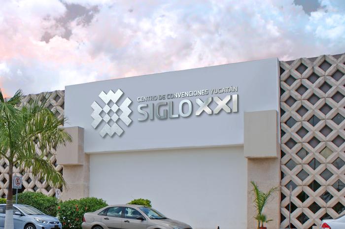 Diseño de Logotipo Siglo XXI Nuevo 2012